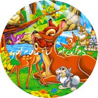 Disque azyme Bambi et Pampan
