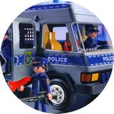 Disque azyme playmobil - Playmobil camion police ...
