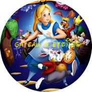 disque Alice aux pays des merveilles