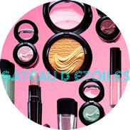 disque azyme M.A.C Cosmetics gateau decoration comestible anniversaire