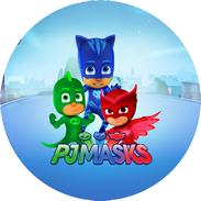 disque azyme pyjamasques pjmasks